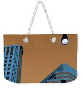 Street View Weekender Tote Bag
