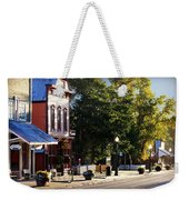 Streets Are Empty Weekender Tote Bag