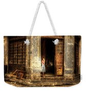 Streets Of Cuba Weekender Tote Bag