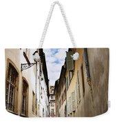 Streets Of France Weekender Tote Bag