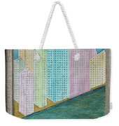 Streets Of Gold Weekender Tote Bag