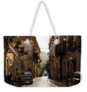 Streets Of Italy - Citta Sant Angelo 2 Weekender Tote Bag