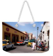Streets Of Oaxaca Mexico 1 Weekender Tote Bag