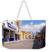 Streets Of Oaxaca Mexico 2 Weekender Tote Bag