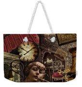 Streets Of Paris II Weekender Tote Bag