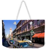 Streets Of Puebla 3 Weekender Tote Bag