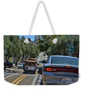 Streets Of San Francisco -1 Weekender Tote Bag