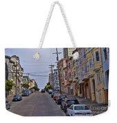 Streets Of San Francisco -2 Weekender Tote Bag