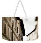 Streets Of Siena 2 Weekender Tote Bag