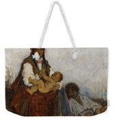 Streitt, Franciszek 1839 Brody - 1890  Rest On The Field. 1875. Weekender Tote Bag