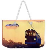 Stresa - Mottarone, Cable Car, Italy Weekender Tote Bag