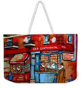 Strictly Kosher Weekender Tote Bag