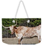 Strike A Pose - Longhorn Style Weekender Tote Bag