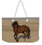 Striking A Pose Weekender Tote Bag by Nicole Markmann Nelson