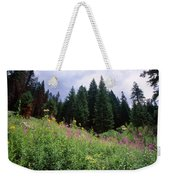 Striking Beauty Weekender Tote Bag