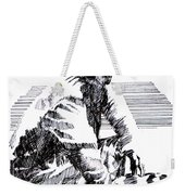 Striking It Rich Weekender Tote Bag