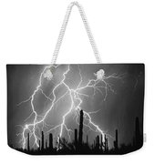 Striking Photography In Black And White Weekender Tote Bag