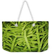 String Bean Heaven Weekender Tote Bag