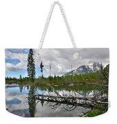 String Lake In Grand Tetons Weekender Tote Bag