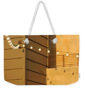 String Of Ideas Weekender Tote Bag