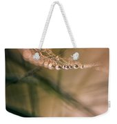 String Of Pearls Weekender Tote Bag
