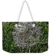 String Theory Dandelion Weekender Tote Bag
