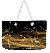 Strings Of Light Weekender Tote Bag