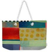 Stripe Assemblage 2 Weekender Tote Bag