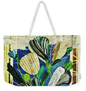 Striped Tulips At The Old Apartment Weekender Tote Bag