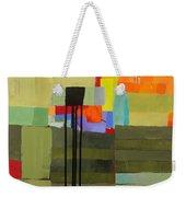 Stripes And Dips 1 Weekender Tote Bag
