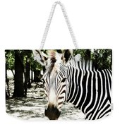 Stripes And Symmetry  Weekender Tote Bag