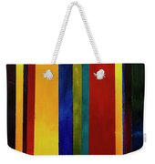 Stripes I Weekender Tote Bag