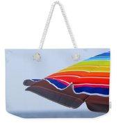 Seaside Stripes Weekender Tote Bag