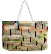 Stroke Of Color Weekender Tote Bag