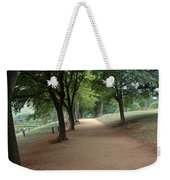 Stroll On Mulberry Row Monticello Weekender Tote Bag
