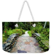Strolling Through Paradise Weekender Tote Bag