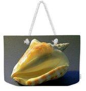 Strombus Inermis Seashell Weekender Tote Bag