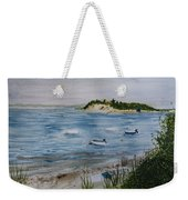 Strong Island Weekender Tote Bag