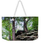 Strong Roots Weekender Tote Bag