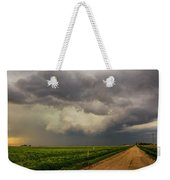 Strong Storms In South Central Nebraska 003 Weekender Tote Bag