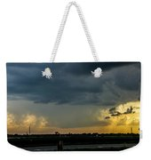 Strong Storms In South Central Nebraska 004 Weekender Tote Bag