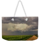 Strong Storms In South Central Nebraska 008 Weekender Tote Bag