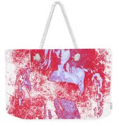 Strong Women 1 Weekender Tote Bag