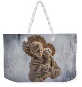 Stronger Than The Cold Weekender Tote Bag