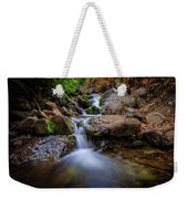 Strongs Canyon Cascades Weekender Tote Bag