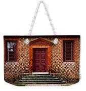 Structural Symetry Weekender Tote Bag