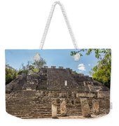 Structure Two In Calakmul Weekender Tote Bag