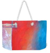 Structures And Solitude Revisited Weekender Tote Bag