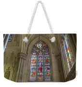 Structures Of St. Patrick Cathedral 3 Weekender Tote Bag