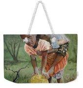 Struggle For Water Weekender Tote Bag